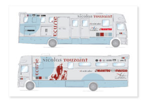 Camion Nicolas Touzaint