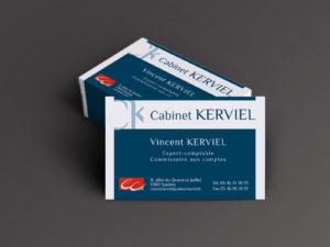 carte de visite Vincent Kerviel