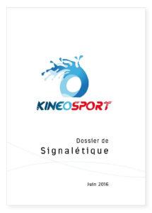 Signalétique Kineosport Saintes