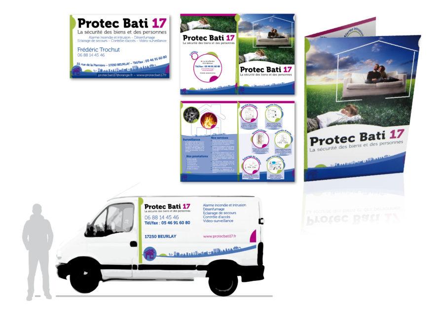 Communication Protec Bati 17