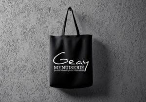 Tote bag Geay Menuiserie Saintes